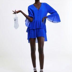 Pleated dress/blouse